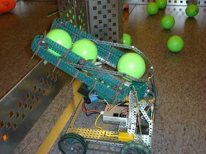 Swept Away Challenge Levi Sluss Robotics